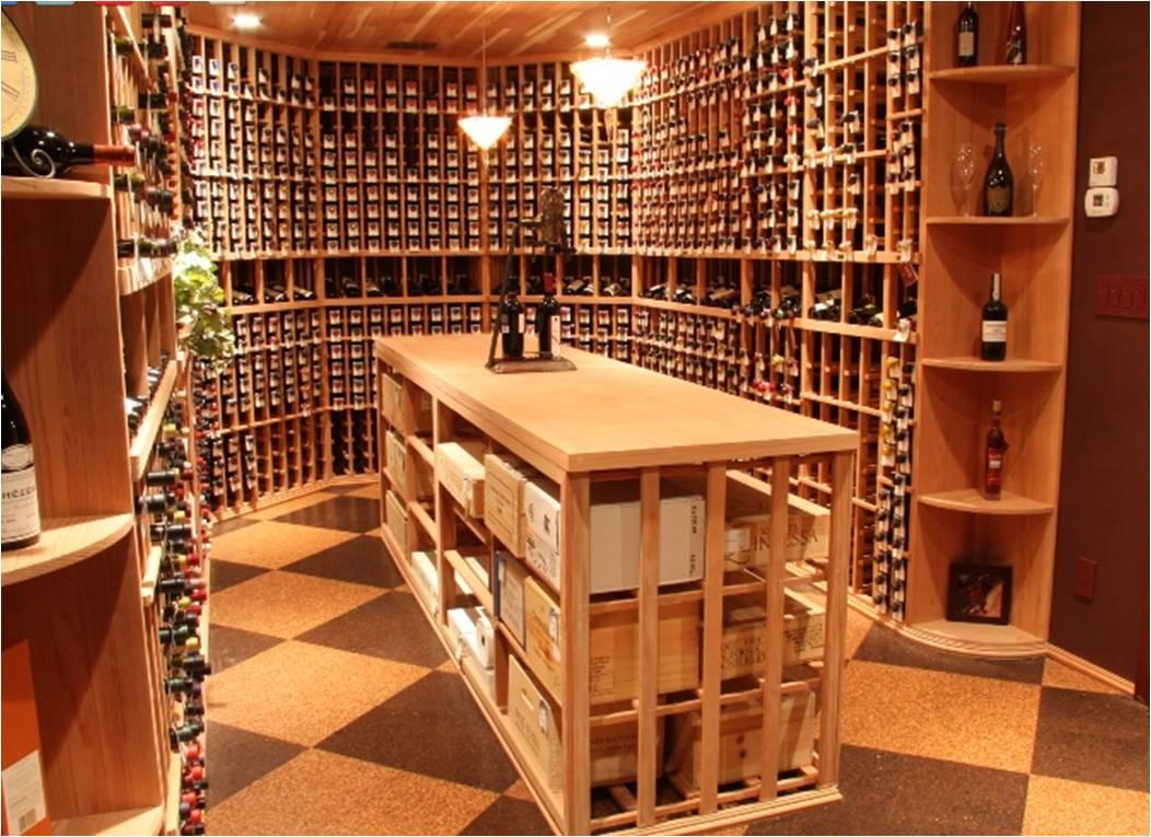 Custom Residential Wine Cellars Designed by Las Vegas Experts