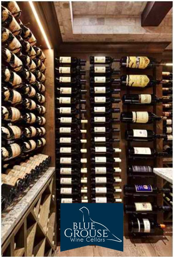 Stylish Wine Rack Systems For Cellars In Las Vegas