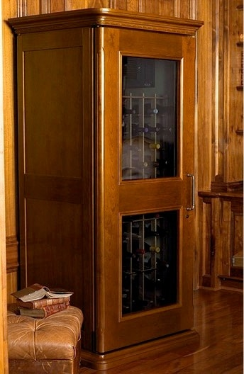 European Le Cache Wine Cabinet Ideal For Homes And Commercial Elishments In Las Vegas