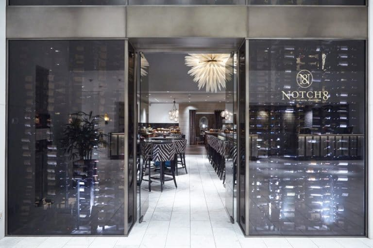 Sophisticated Commercial Wine Cellar Designed By A Las Vegas Builder