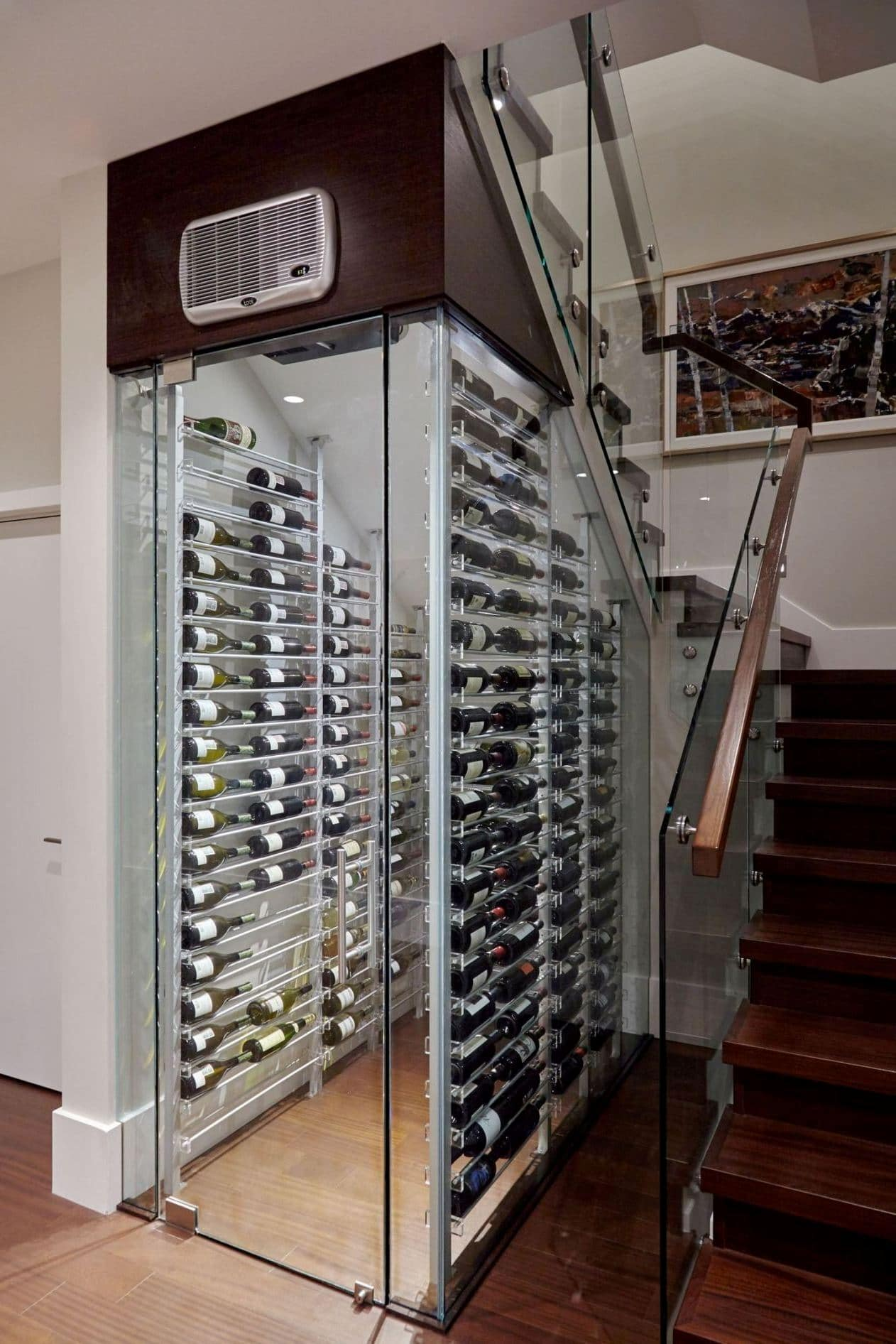 Wine Cellar Designers Group Las Vegas Custom Wine