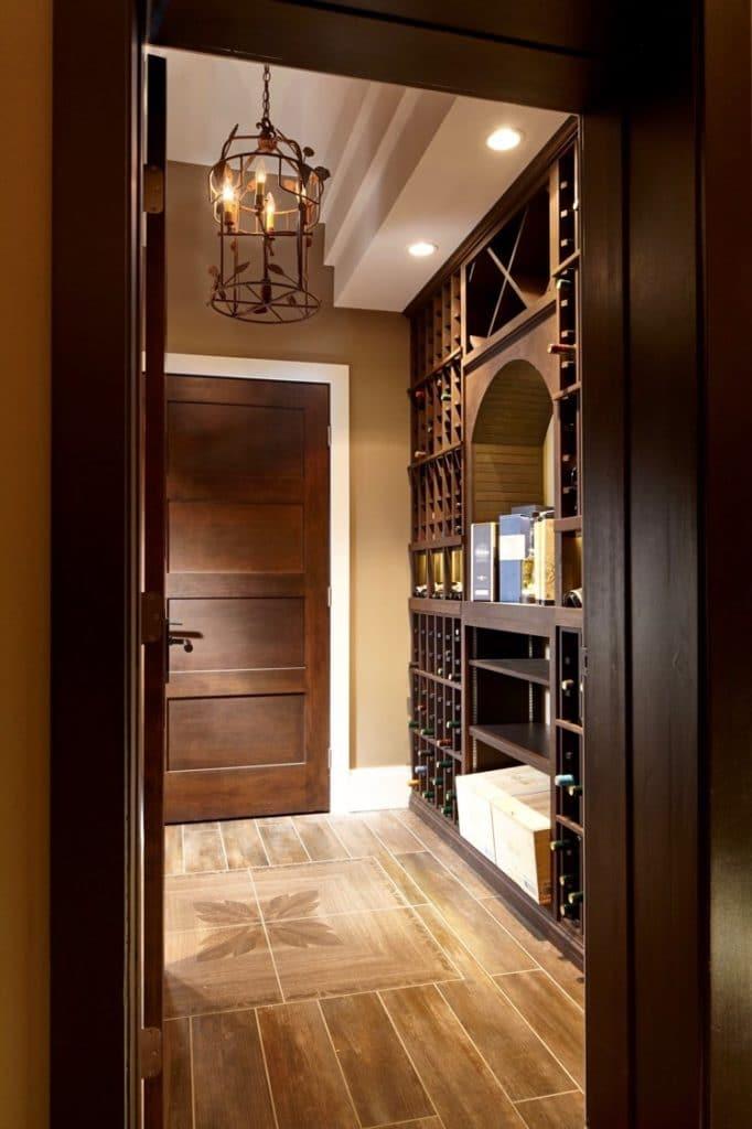 Wine Cellar Designed By A Las Vegas Expert